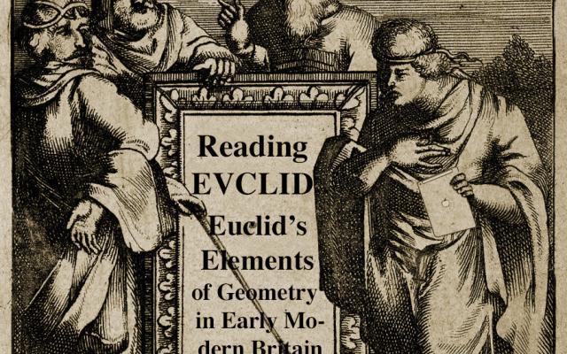 Reading Euclid Frontispeice