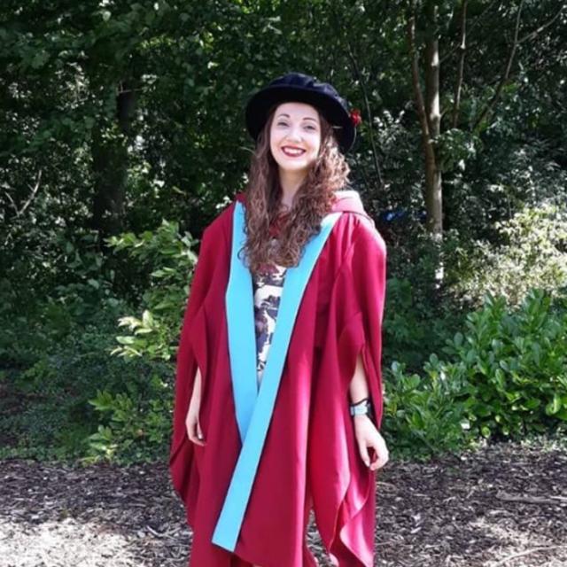 Dr Bethany Marsh