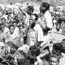 Crowds welcome Nkrumah as he is released from prison
