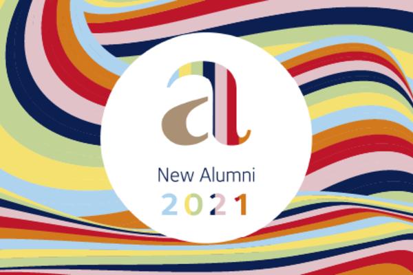Alumni 2021 logo