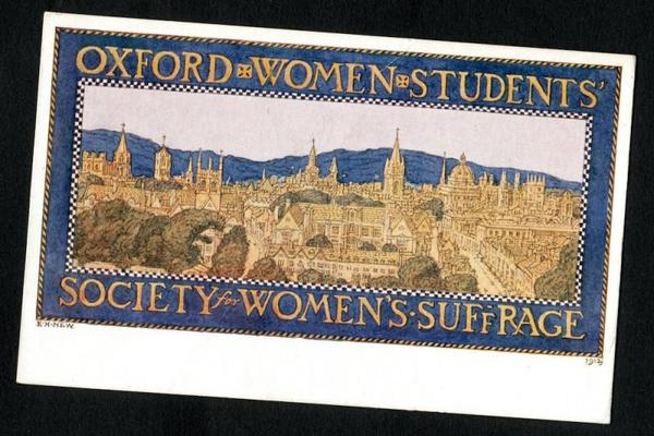 oxford womens society