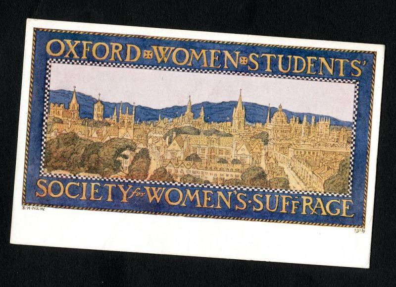 oxford womens society