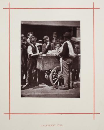 Halfpenny Ices, John Thompson (1877)