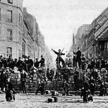 Paris Commune 18 March 1871