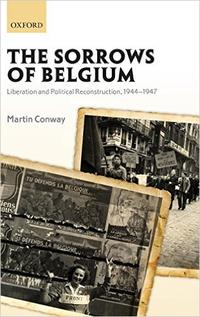 Cover for Sorrows of Belgium