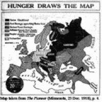 Hunger Draws the Map