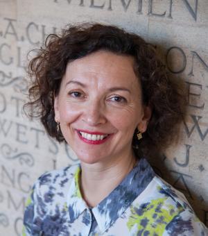 Professor Patricia Clavin